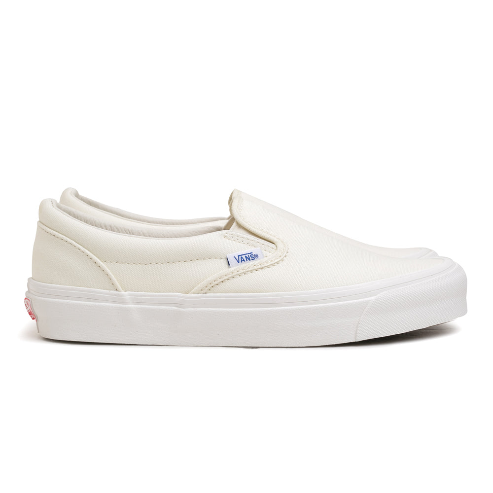 Vans OG Slip On LX | White - CROSSOVER ONLINE