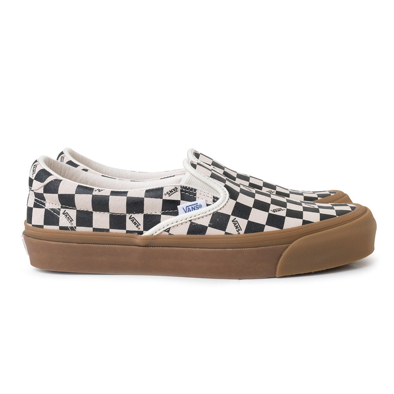 Vans OG Slip On 59 LX | Checker Gum - CROSSOVER