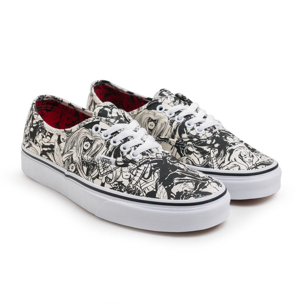 Vans Vans x Marvel Authentic 'Women' - CROSSOVER ONLINE