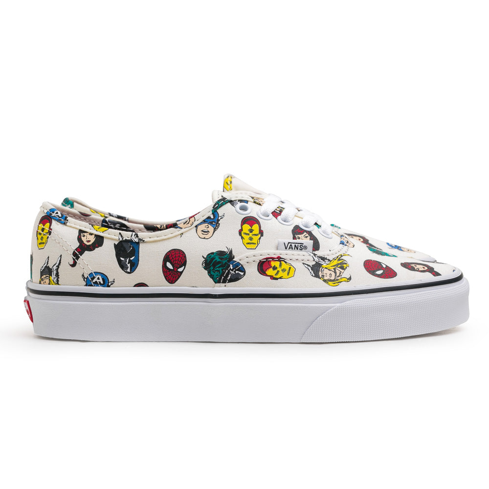 Vans Vans x Marvel Authentic 'Marvel Heads' - CROSSOVER ONLINE