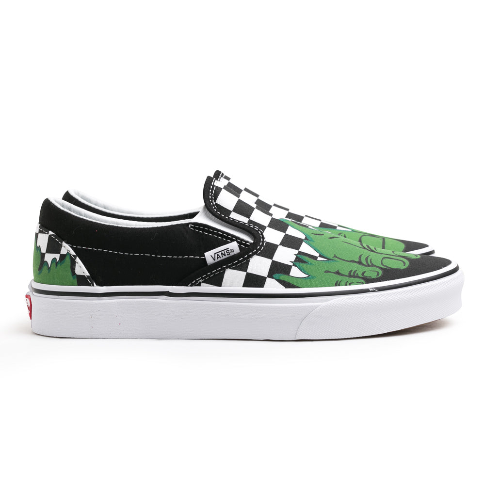 Vans Vans x Marvel Slip-on 'Hulk' - CROSSOVER ONLINE