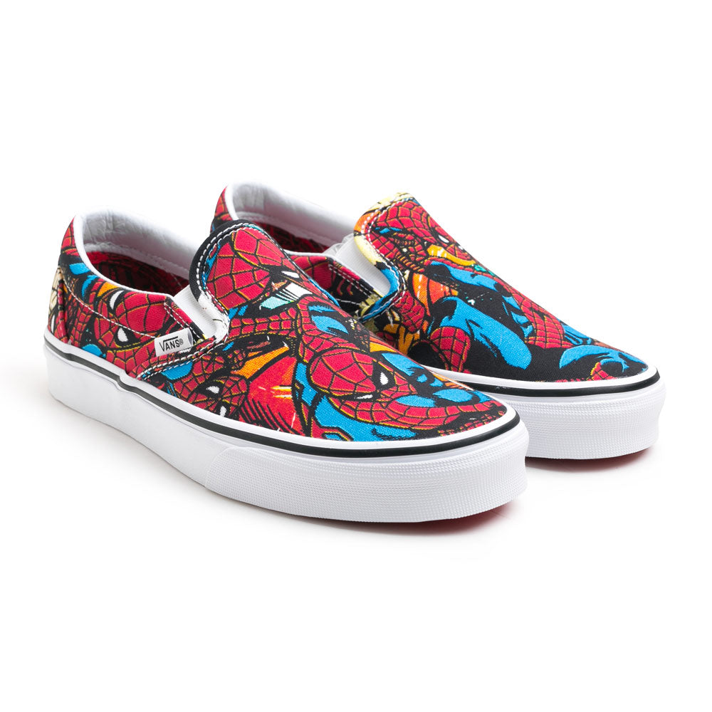 Vans x Marvel Slip-on 'Spider-Man'
