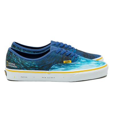 Vans x National Geographic Authentic | Ocean