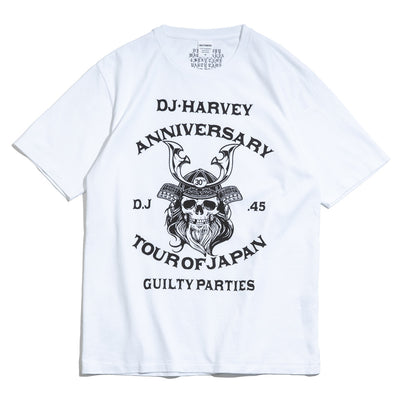 Wacko Maria x DJ Harvey Tee | White
