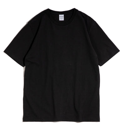 Heavy Weight Crewneck Tee | Black