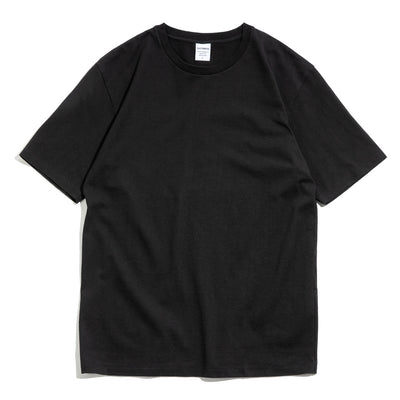 Heavy Weight Crewneck Type-2 Tee | Black
