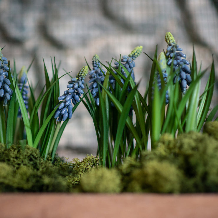 Faux Grape Hyacinth