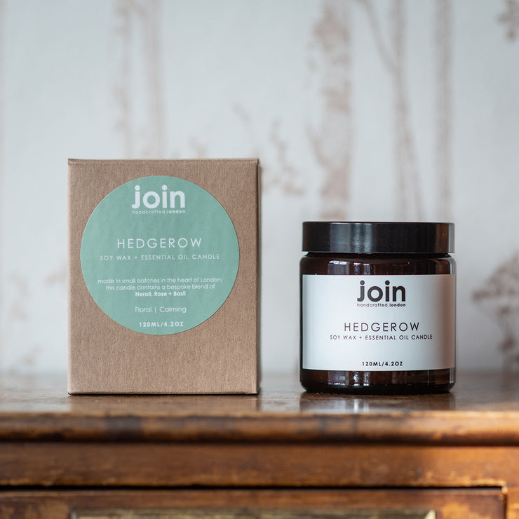 Join Hedgerow Candle 120ml
