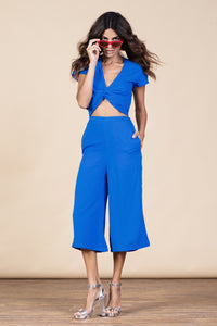 COCO CULOTTES IN SUMMER BLUE