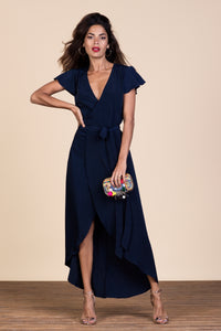 CAYENNE DRESS IN NAVY