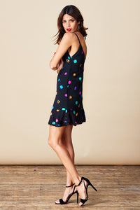 D-JANGO DRESS IN VINTAGE DOTS