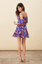 MARLIN DRESS IN SPRING BLOOM