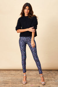 ALEXA LEGGINGS IN SPACE PRINT