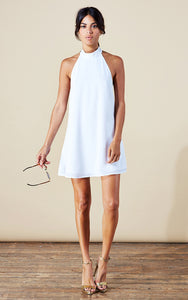 GARCIA MINI DRESS IN WHITE