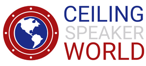 Ceiling Speaker World Logo