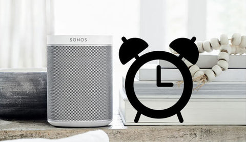 Sonos Alarm Feature