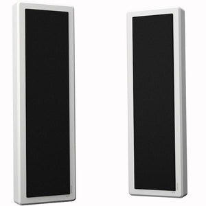 DLS-FLATBOXMTWO-BLK-On-Wall-Speaker