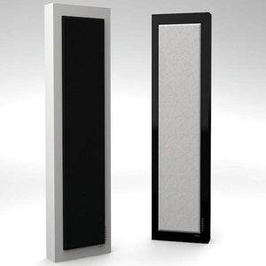 DLS-FLATBOXXXL-BLK-On-Wall-Speaker