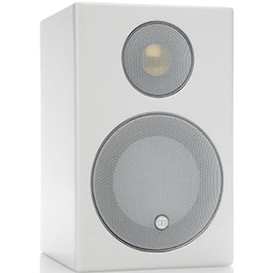Monitor-Audio-Radius-Series-90-Satellite-Speakers-Gloss-White-(Pair)-CLEARANCE