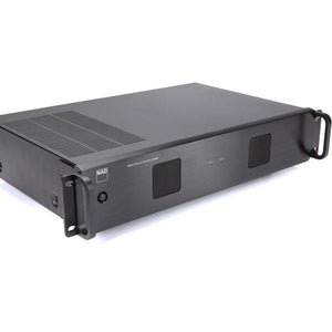 NAD 940 BluOS 4 Channel Power Amplifier Black (Each)