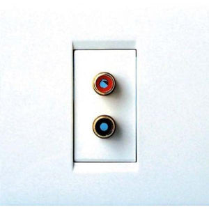 QED WM05 Wall plate for Subwoofer (Each)