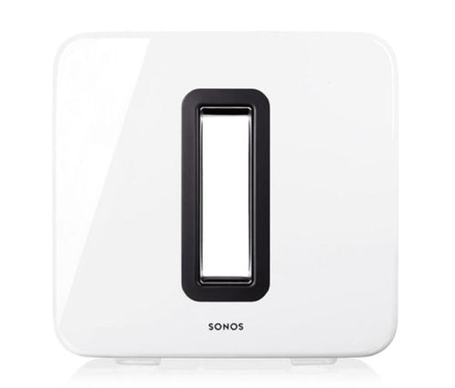 Sonos Subwoofer Gloss White (Each)