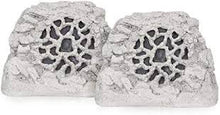 SpeakerCraft Ruckus8 ONE (Grey Granite) Outdoor Speaker (Pair)-Summer Special Offer