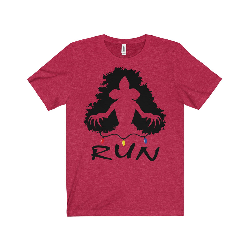 demogorgon run stranger things men's unisex t-shirt Nerdedness