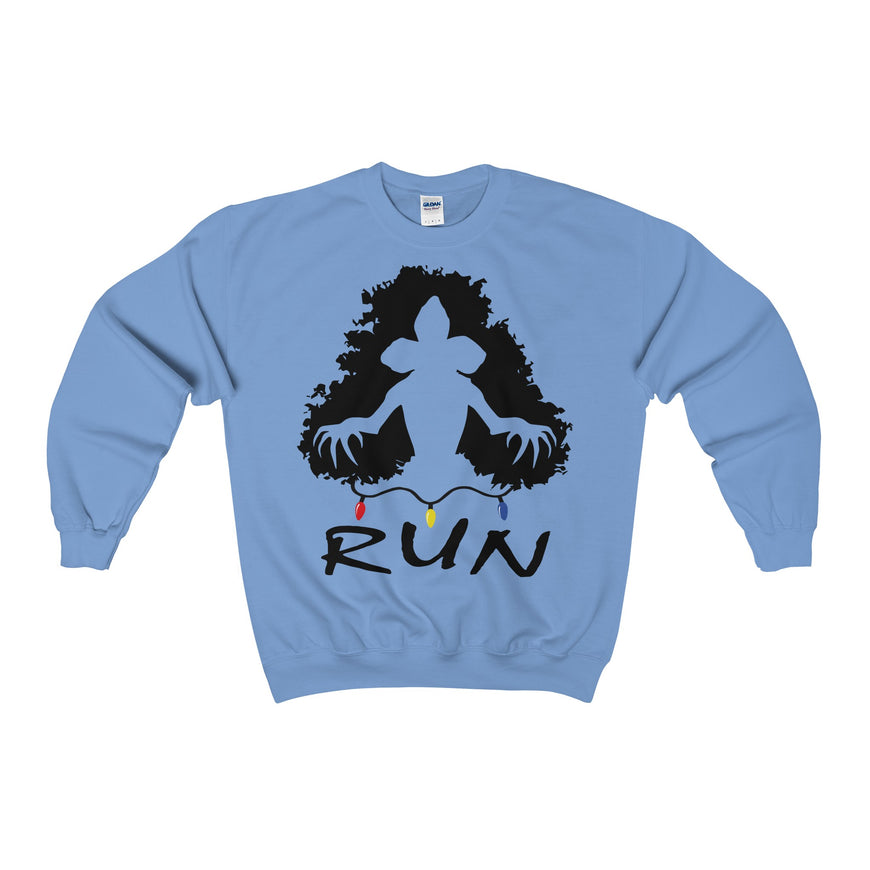demogorgon run stranger things men's unisex sweatshirt Nerdedness