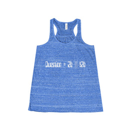 to be or not to be pseudocode women's tank top Nerdedness