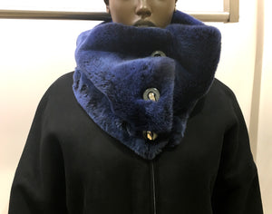 Rex Rabbit Neck Warmer - brancopellellc