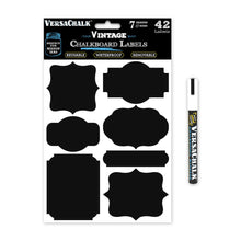 Load image into Gallery viewer, VersaChalk Chalkboard Labels - Vintage