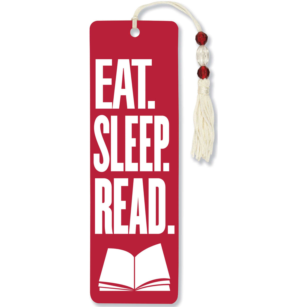 Eat, Sleep, Read Bookmark