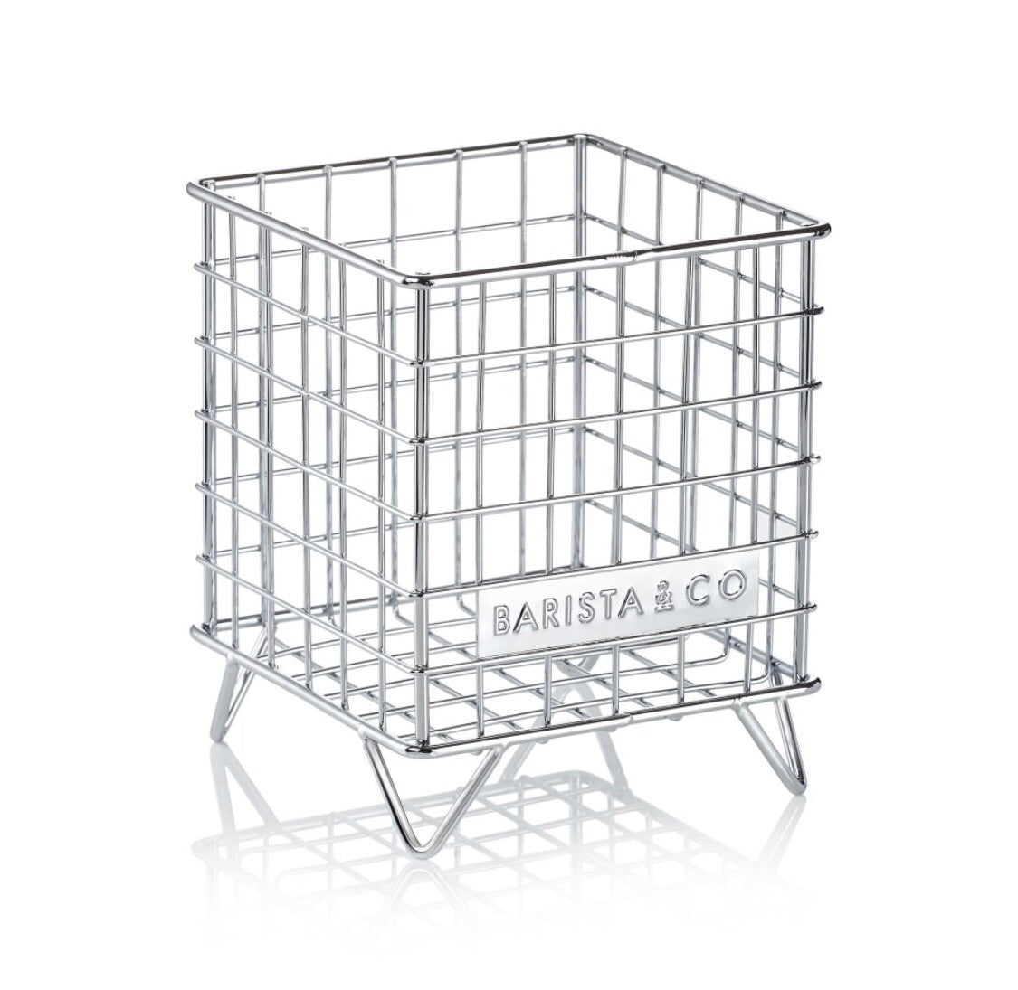 Barista & Co. Pod Cage - Electric Steel