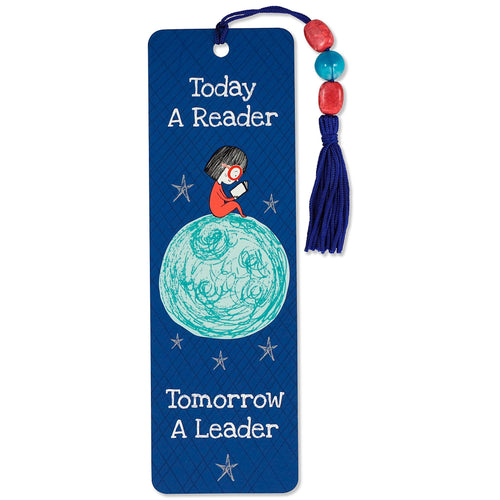 Today A Leader Bookmark