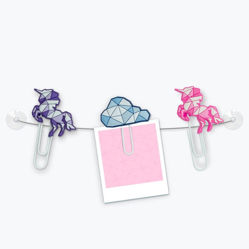 Unicorn Paperclip - مشبك ورق يونيكورن
