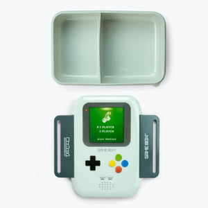 Game Box Lunchbox - صندوق غداء غيم بوي