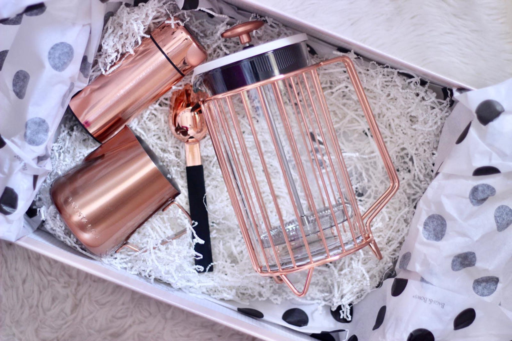 Copper Coffee Lovers Box - Corral
