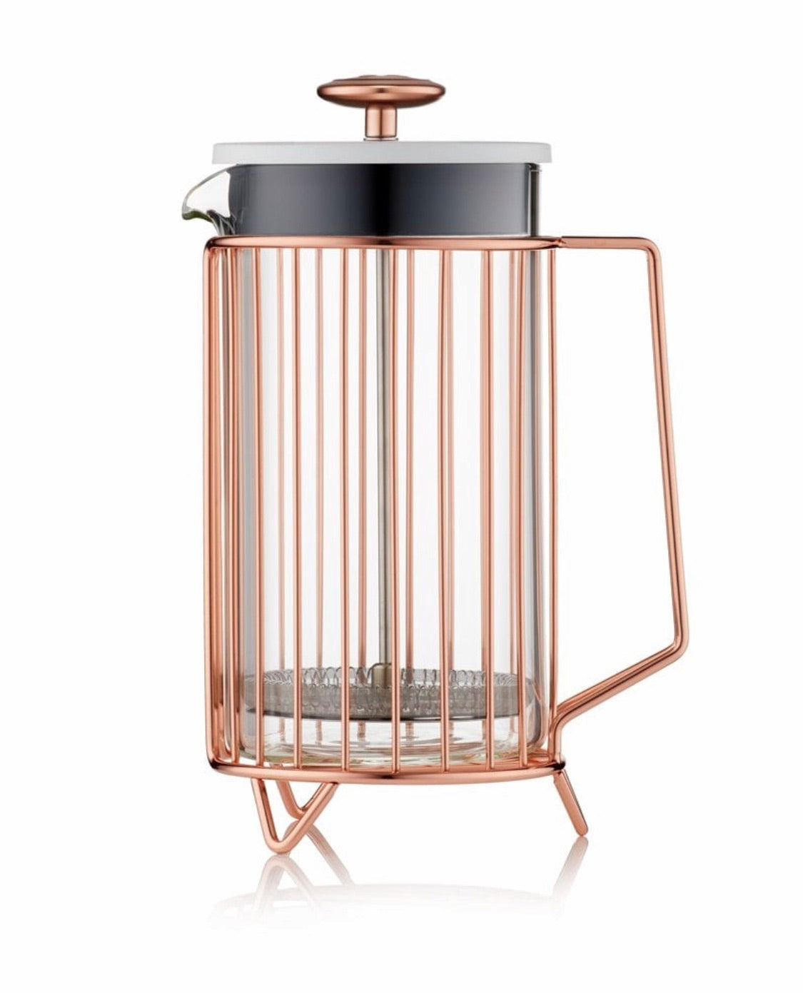 Barista & Co. Corral Coffee Press - Copper
