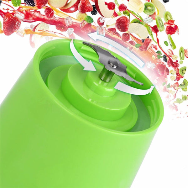 Portable USB Rechargeable Smoothie Machine