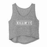 Fitness tank - Killin'it - Quick dry - 3 colors