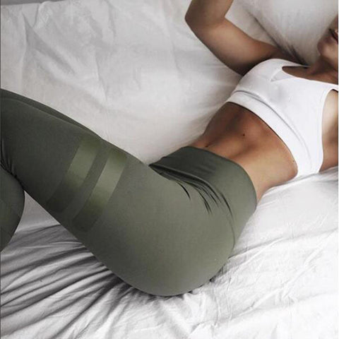 Workout leggings - high waist - United - 3 colors