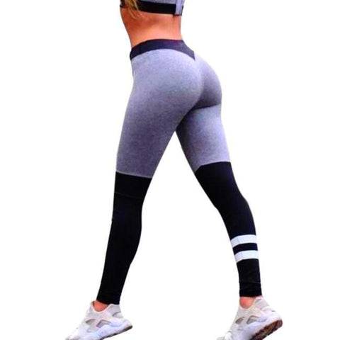 Fitness workout leggings - Bootup - Low waist