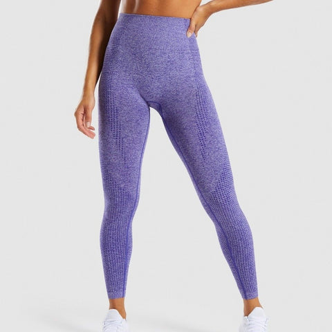 Fitness workout leggings - Energy pants - High waist - 14 colors