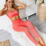 Fitness workout set - Peachy 2.0 - Squat proof - 7 colors