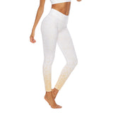 Fitness workout leggings - Stardust - 7 colors