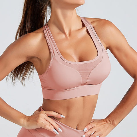 Fitness workout crop top - Fantasy - Shockproof - 5 colors