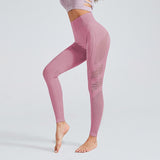 Fitness workout seamless high waist leggings - Glam - Squat proof - 6 colors