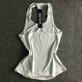 Fitness tank - Just do it - quick dry - 7 colors