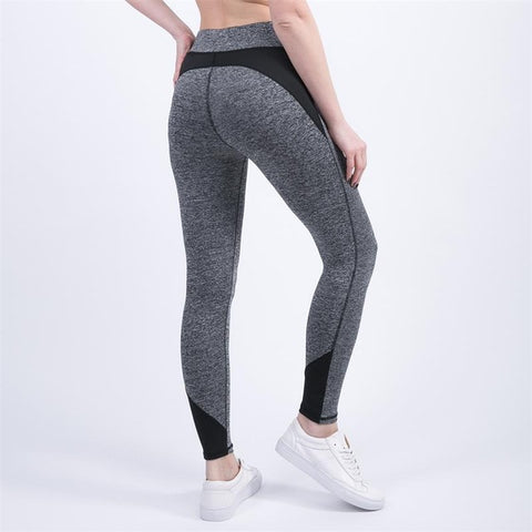 Leggings fitness - Vita alta - Tonico - 4 colori